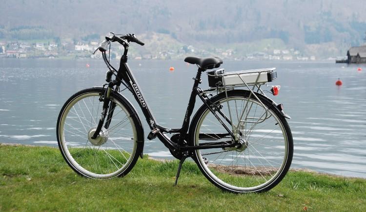 Eine Fahrradtour mit einem unserer guten Fahrrädern. (© Gudrun Loindl)