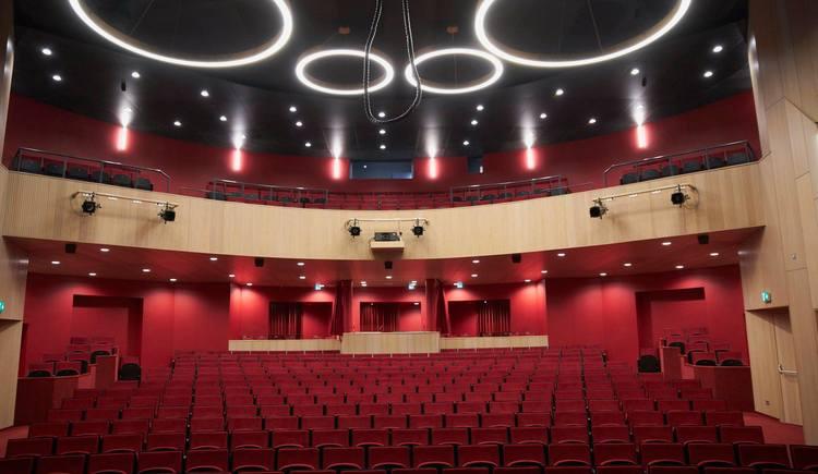 Stadttheater Bad Hall_Innenraum, Copyright Holnsteiner (© Holnsteiner)