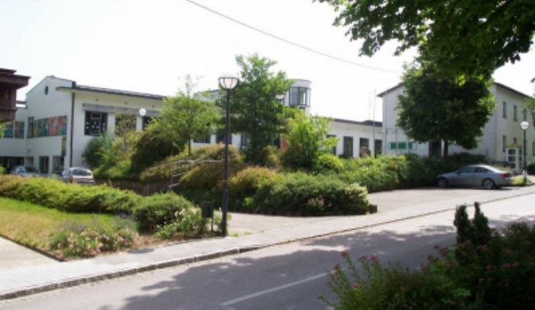 Dorfplatz. (© Gemeinde St. Radegund)