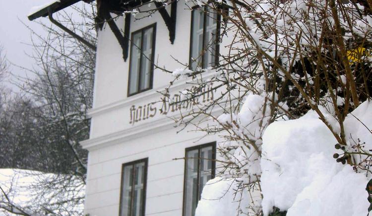 Villa Dachstein, Frühstückspension in Bad Goisern am Hallstättersee