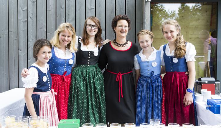 Children's musical festival in St. Gilgen at Wolfgangsee