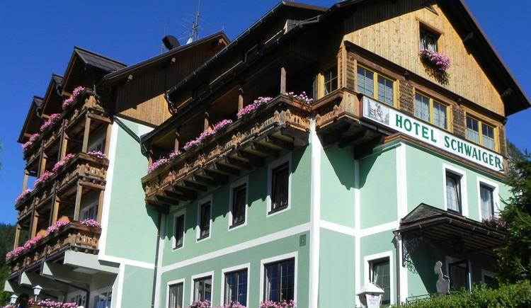 Hotel-Restaurant Schwaiger (© Hotel-Restaurant Schwaiger)