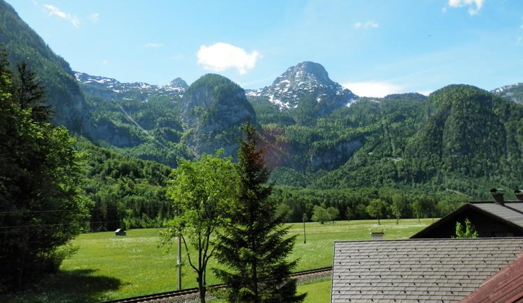 Ferienwohnung 3 - Bergblick