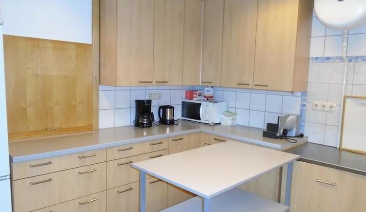 Küchenbereich (© A. Hofmann)