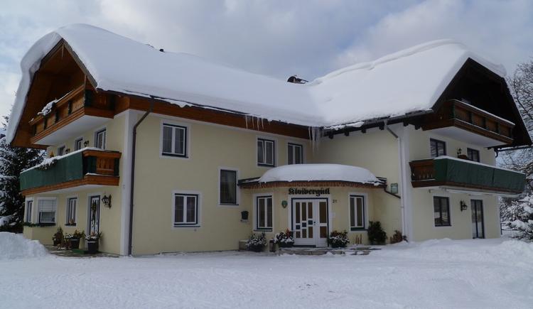 Kloibergütl, Winter. (© Sams)