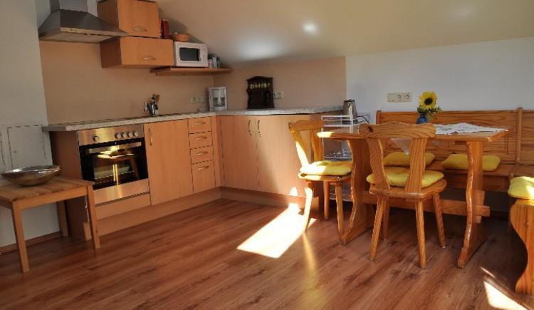 Haus Schober: Küche 2