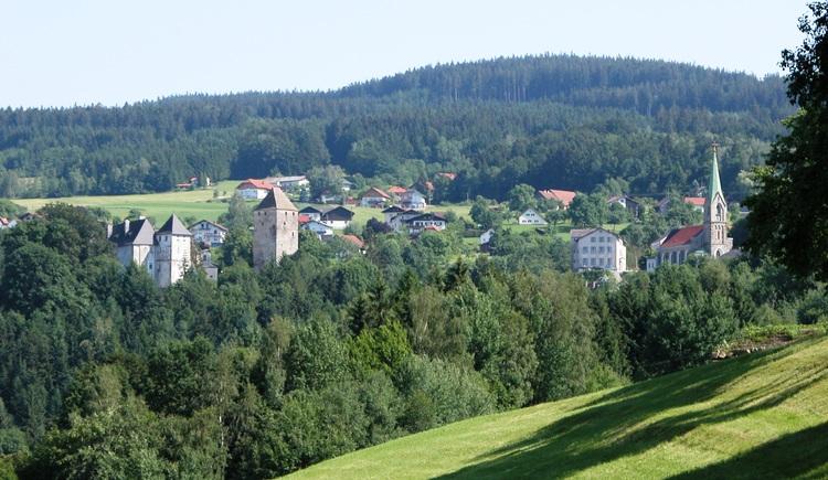 Ferienort Vichtenstein