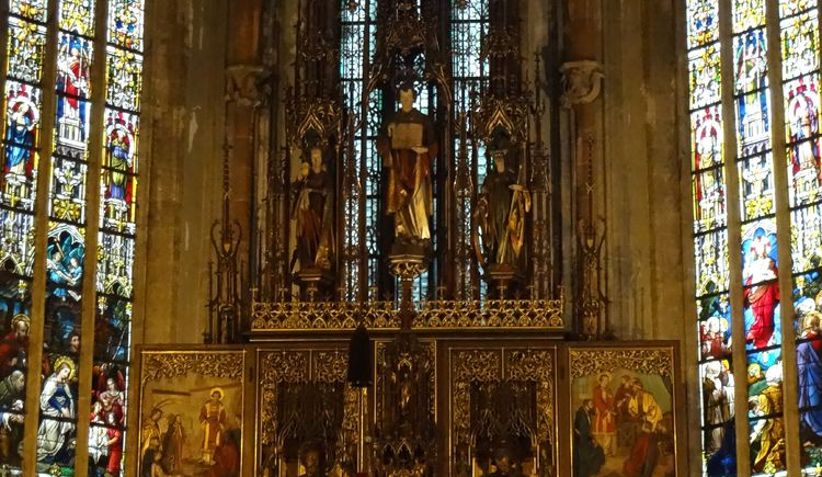 Altar St. Stephan (© MP)