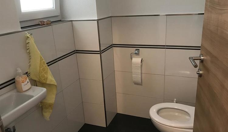 WC (© Ferienhaus Grobauer II)