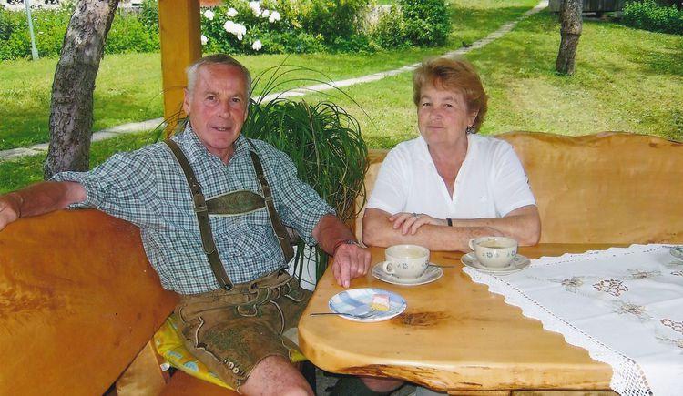 Bei ihren Gastgebern Edith und Martin werden sie sich wie zu Hause fühlen.