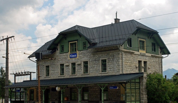Bahnhof Klaus an der Pyhrnbahn