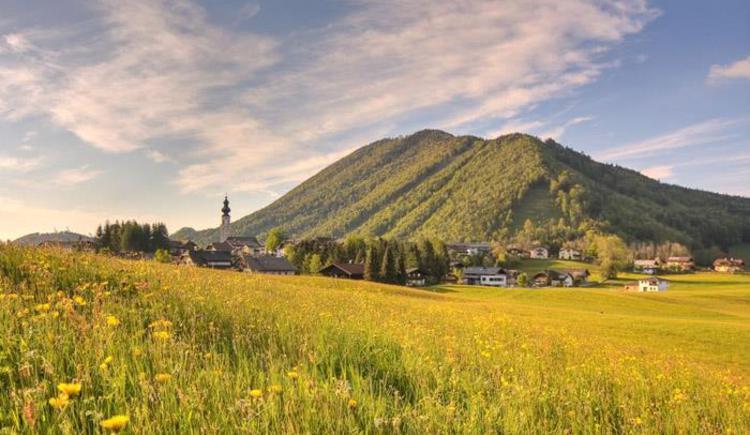 Faistenau heißt Sie willkommen... (© Tourismusverband Faistenau - Josef Rehrl)