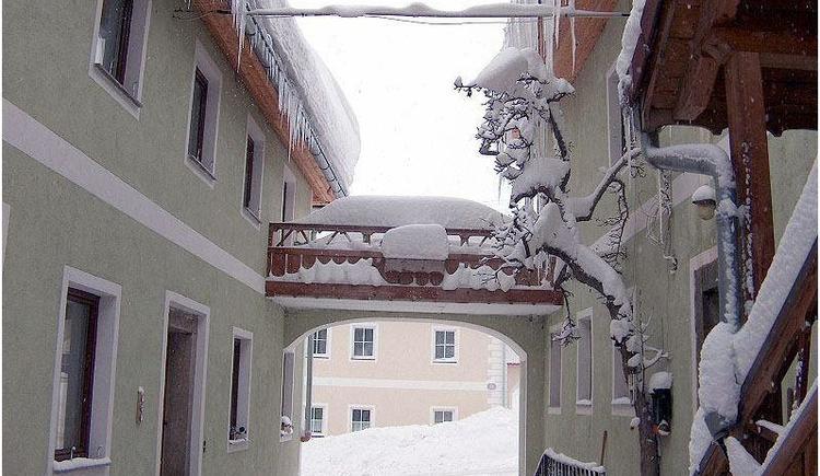 Winter am Biobauernhof Gollner (© privat)