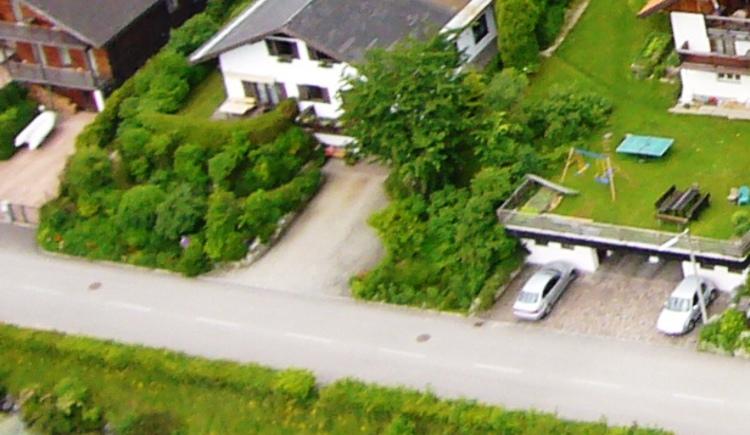 Luftbild Haus Zach
