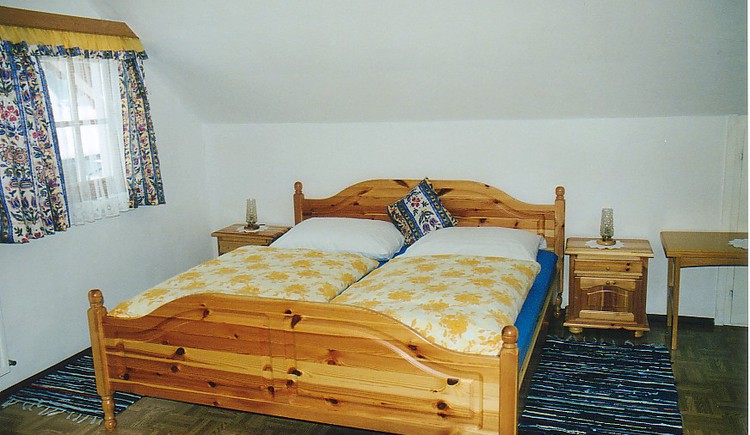 The rooms in the house Trausner in the holiday region Dachstein Salzkammergut are lovingly furnished