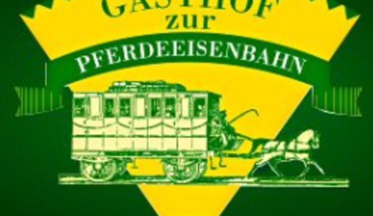 Logo Gasthaus zur Pferdeeisenbahn (© Gottfried und Elfriede Kohlberger)