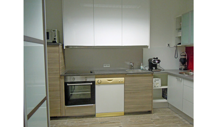Apartment in Kammerl - Kueche