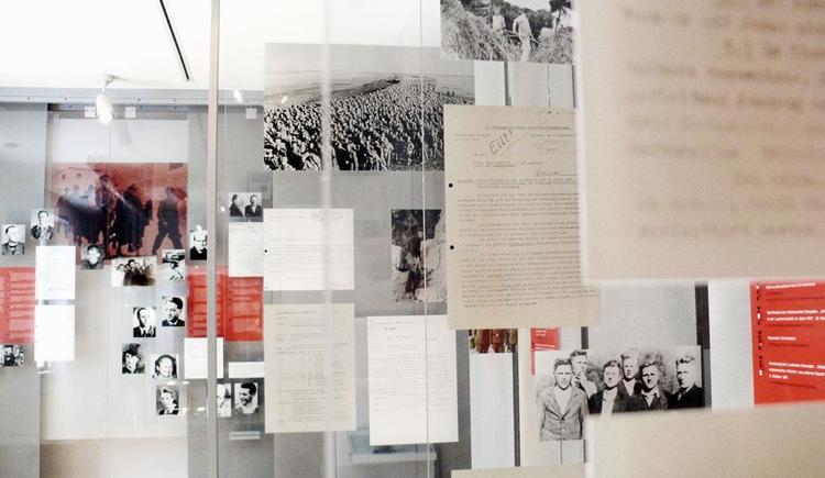 Ausstellungsraum4 (© Zeitgeschichtemuseum Ebensee)