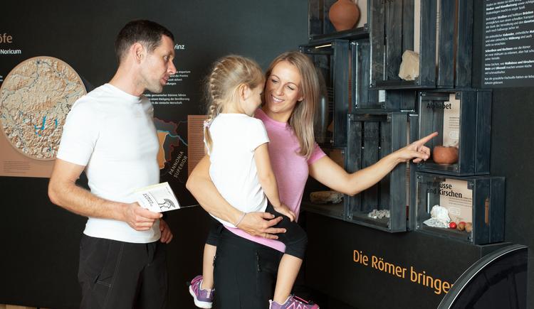 Römermuseum Altheim - Auf den Spuren der Römer - Innviertel die Kornkammer. (© ARGE Römerradweg / FotoloungeBlende8)