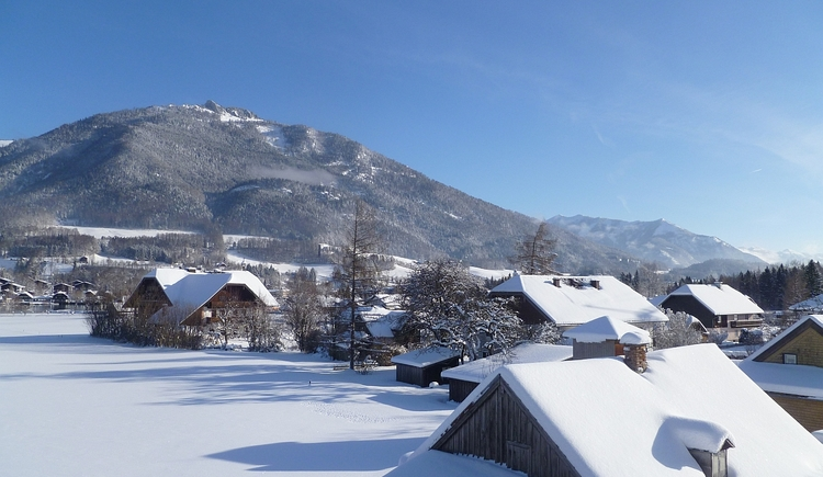 Aussicht Winter. (© Kloibergütl)