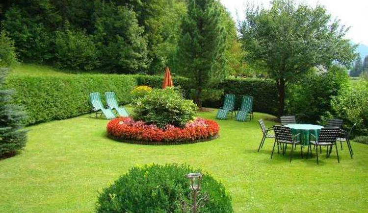 Garten - Landhaus Teufl