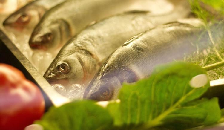 Fischgericht (© Gasthof-Pension Altmühl)