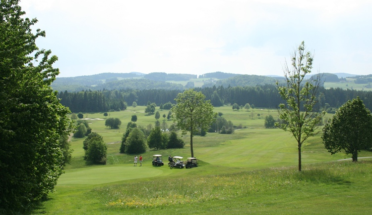 (© Böhmerwald Golfpark)