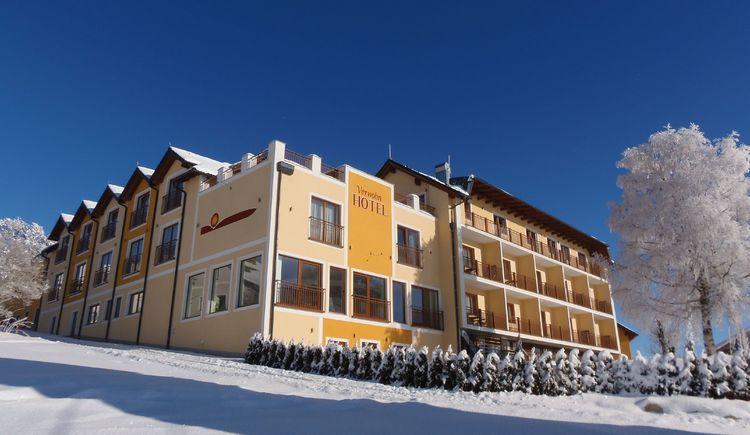 Kleines, feines Verwöhnhotel, Rockenschaub, Liebenau, Mühlviertel, Oberösterreich, Hotel für Erwachsene, Wellness, Romantik, Auszeit. (© Hotel Rockenschaub)