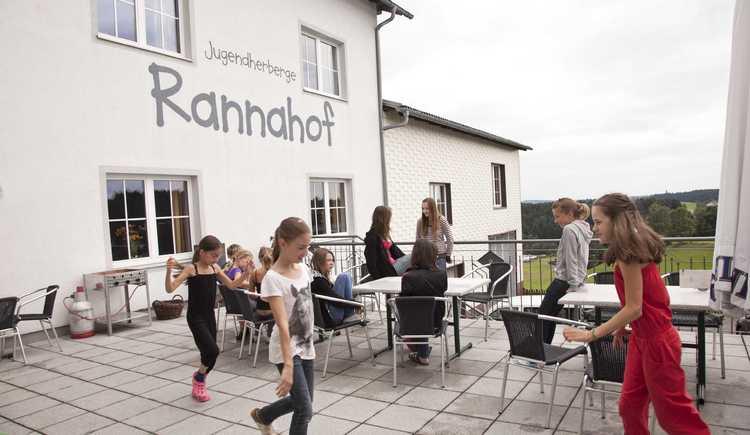 Jugendherberge Rannahof, Cafe-Bar Dikany