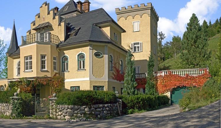 Villa Grünau (© TVB Pyhrn-Priel/Sulzbacher)