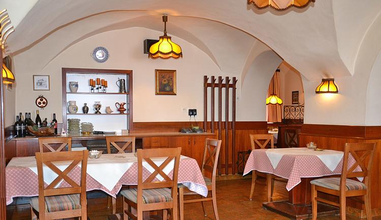 Nebenzimmer im Gasthof Mandorfer