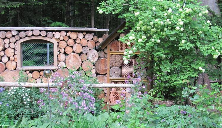 unser Garten (© Hedi Huhle)