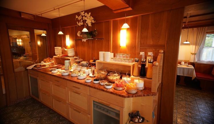 Frühstücksbuffet (© Angerer)