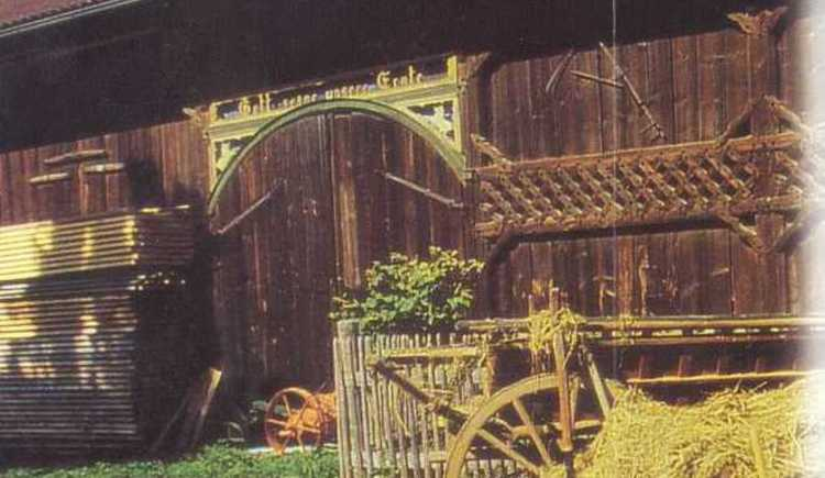 Bauern-und Heimatmuseum Felber. (© Familie Felber Haigermoos)