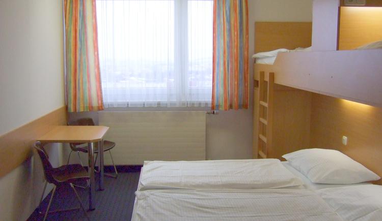 Einzelzimmer Jugendgästehaus Linz