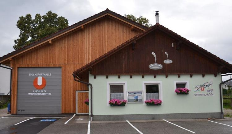 Eisstockhalle 1 (© Stocksport Union)