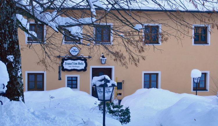 Franzl im Holz Winter