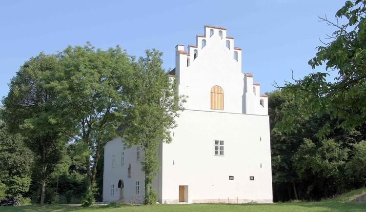 SEMINARHAUS Burg Obernberg am Inn. (© BURG OBERNBERG, KUNSTHAUS - SEMINARHAUS; Josef Brescher)