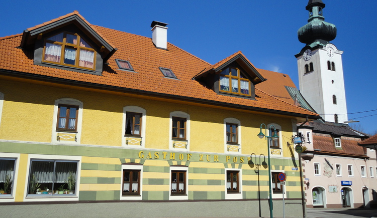 Gasthof Zur Post (© Ferienregion Attersee-Salzkammergut)
