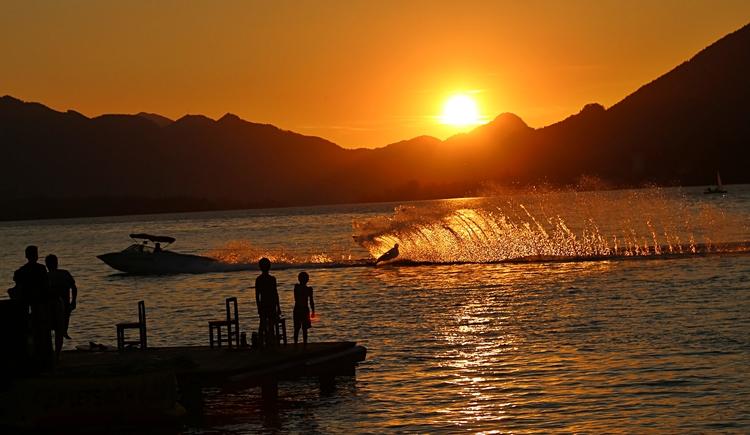 Wasserskishow Hörmandinger. (© Wasserskishow Hörmandinger)