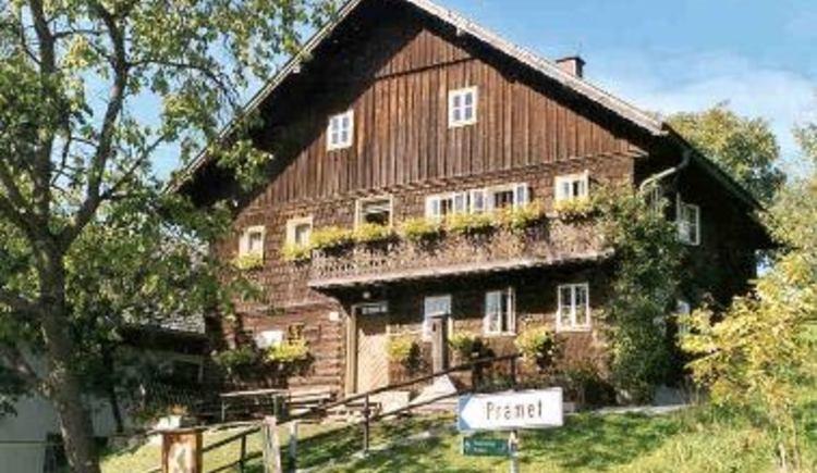 Stelzhamer Geburtshaus. (© Gemeinde Pramet)