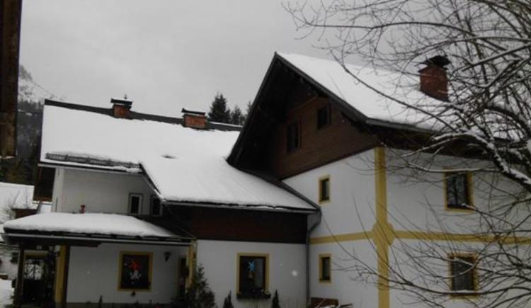 Haus Grubbach - Winter