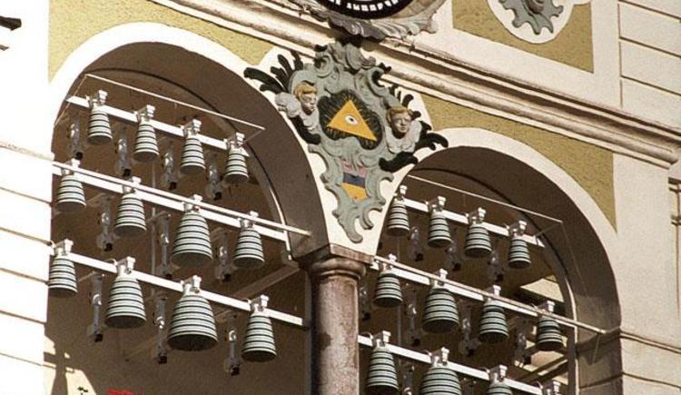 Glockenspiel im Gmundner Rathaus (© Ferienregion Traunsee)