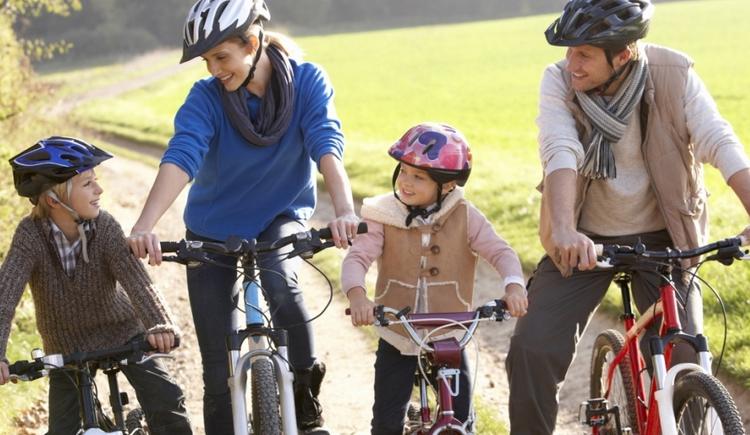 Radfahren in der Vitalwelt (© Vitalwelt)
