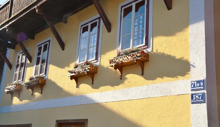 Haus Franziska in Hallstatt (© Kieneswenger)