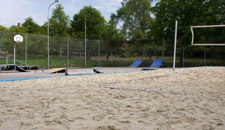 Beachvolleyball (© Verschönerungsverein)