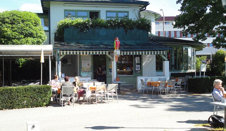 Café Eiszeit (© Ferienregion Attersee-Salzkammergut)