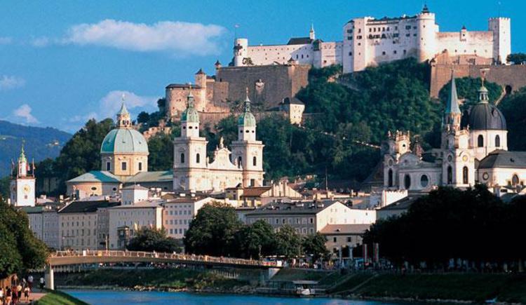 Stadt Salzburg (© SLT)