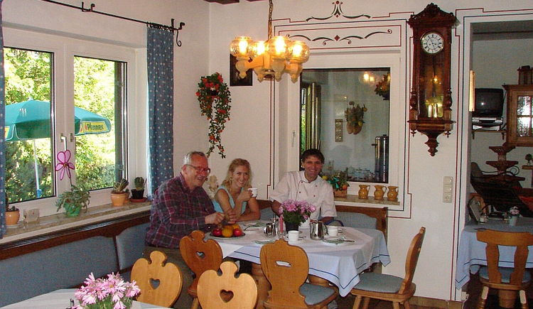 Das Gästehaus Linderhof in Strobl am Wolfgangsee