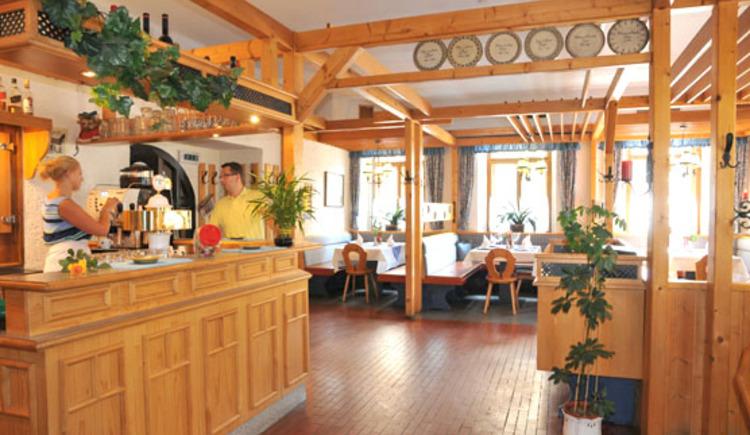 Gaststube Hotel zum goldenen Adler (© Fam. Jäger, Hotel zum goldenen Adler)
